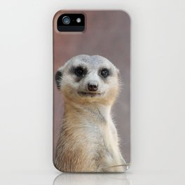 I Call Him Uncle Bob And He Was Ready For His Closeup iPhone Case