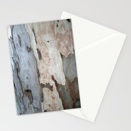 Bark Of A Eucalyptus Tree  Stationery Cards