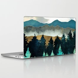 Forest Mist Laptop & iPad Skin