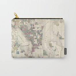 Seattle 1890 Carry-All Pouch