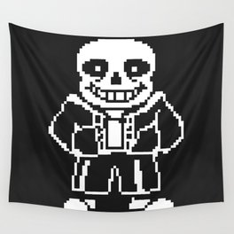 bad time sans Wall Tapestry