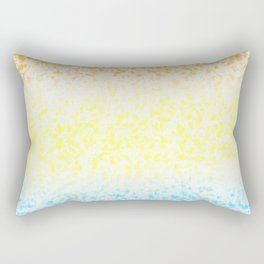 Surf on Colors (1) Rectangular Pillow