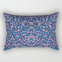The Happy Blizzard Rectangular Pillow