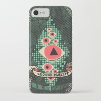 dream catcher iPhone & iPod Cases featuring Dream Catcher by Hector Mansilla