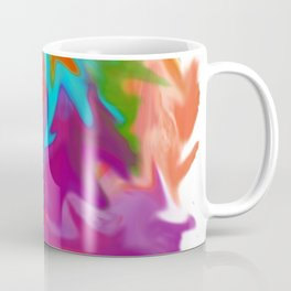 Squished Coffee Mug
