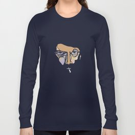 What the fuck are you talking about? Long Sleeve T-shirt