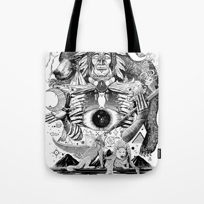 Dream Pipe Tote Bag