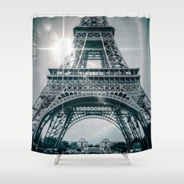 PARISIAN FLARE Shower Curtain