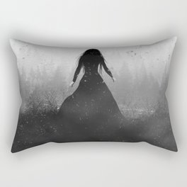 Summoning  Rectangular Pillow