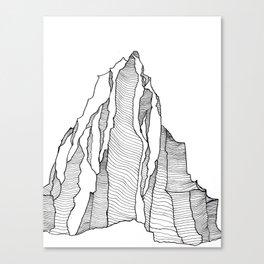 capital reef Canvas Print