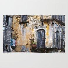 Urban Sicilian Facade Rug