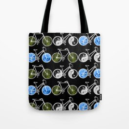 Cycling for Equality Tote Bag