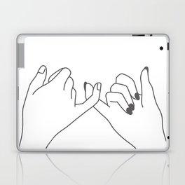 Pinky Promise 3 Laptop & iPad Skin