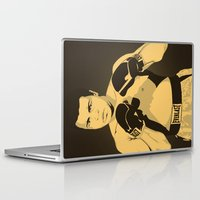 ali gulec Laptop & iPad Skins featuring Ali by Renan Lacerda