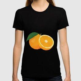 Geo Orange T-shirt