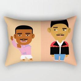 The Fresh Prince Rectangular Pillow