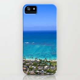 Ocean view|Hawaii iPhone Case
