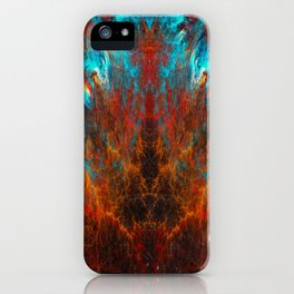 Cosmic Mind iPhone Case