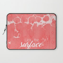 Lick The Surface Laptop Sleeve