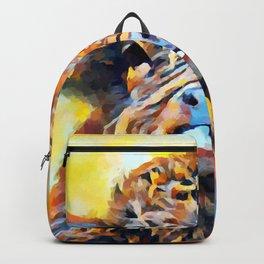 Highland Calf Backpack