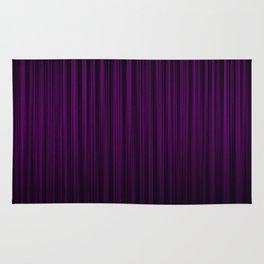 Purple Lines Rug