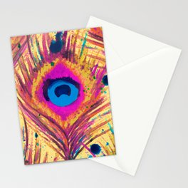Feather Frenzy Stationery Cards