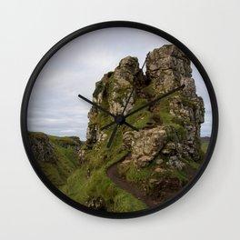 The Fairy Glen, Skye Wall Clock
