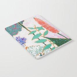 Speckled Garden Notebook