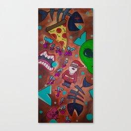 An Assortment of Sorts Canvas Print
