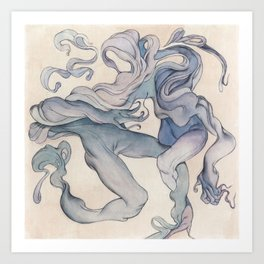 Mutant Groove -Transmute EP Cover Art Print