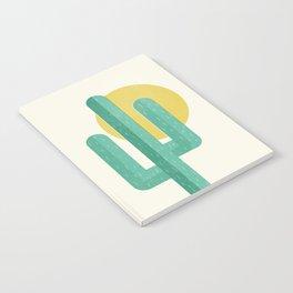 Desert Cactus Notebook