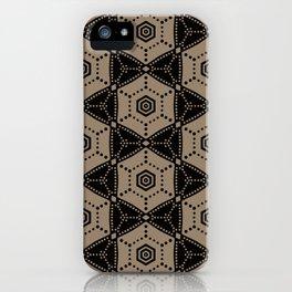 Black Tie 2 iPhone Case