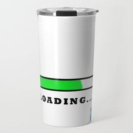 Baby Loading Boy Travel Mug
