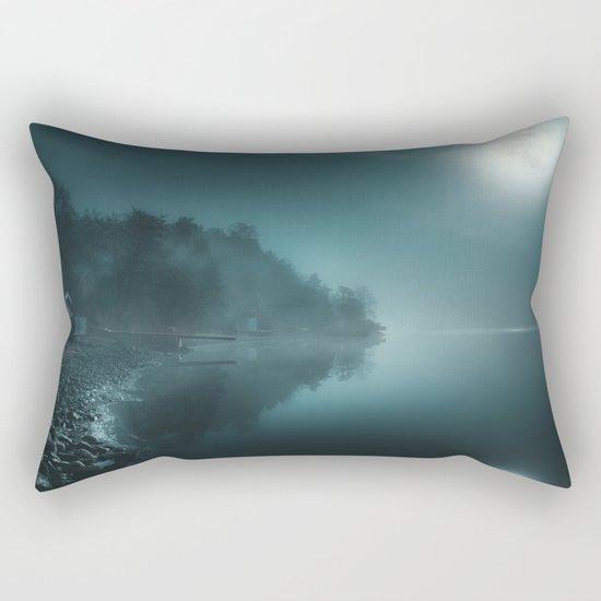 It´s a virus Rectangular Pillow