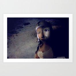 MyMel Art Print