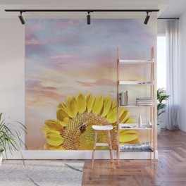 Happiness Floats Wall Mural