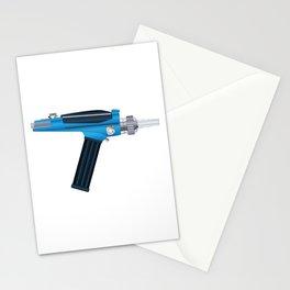 Ray Gun Stationery Cards