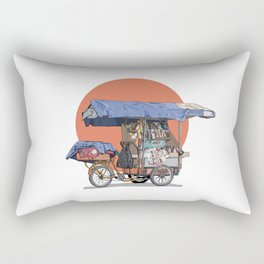 Carrito Rectangular Pillow