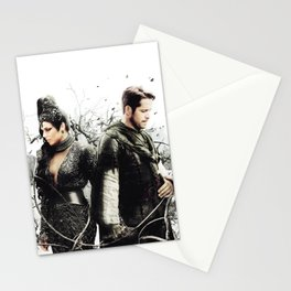 Outlaw Queen - Soul Mates Stationery Cards