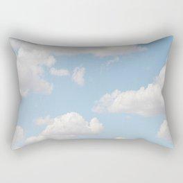 Daydream Clouds Rectangular Pillow