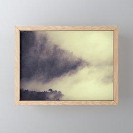 """""""Mountains love"""" Framed Mini Art Print"""