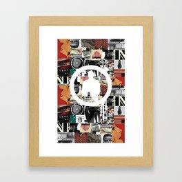 AMERCIAN EXCELLENCE Framed Art Print