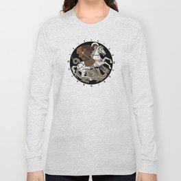 Sic Semper Draconis Long Sleeve T-shirt