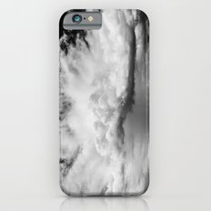 white clouds Slim Case iPhone 6s