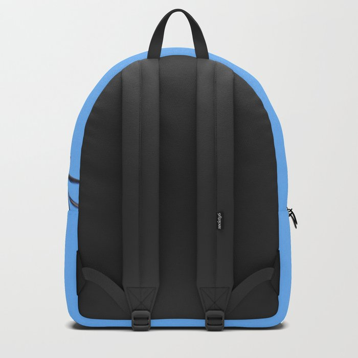 Late for work Backpack