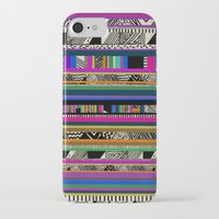stickers iPhone & iPod Cases featuring The Night Playground by Peter Striffolino and Kris Tate by Kris Tate