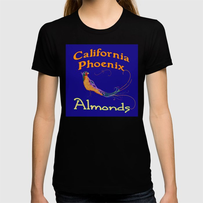 California Phoenix Almonds T-shirt