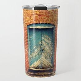 Abandoned Beauty Travel Mug