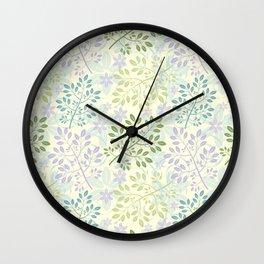 Les Femmes Wall Clock