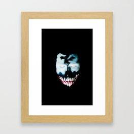 floating vemon Framed Art Print